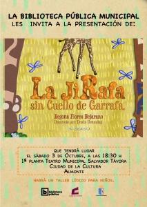 Invitación A6 La Jirafa
