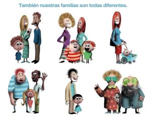 familias-diferentes