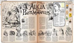 150 años de Alicia