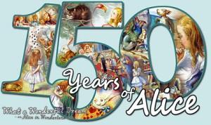 150years Alice