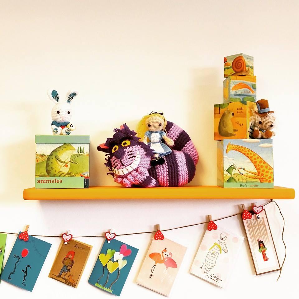 Estantes Compartidos Mira Qu Cuento ~ Estanterias Para Libros Infantiles