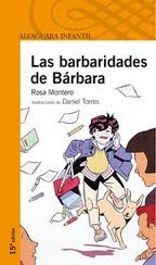 las barbaridades de barbara